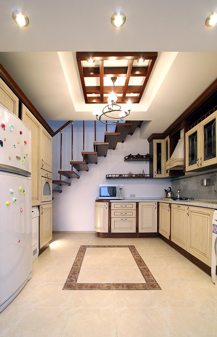 интерьер кухни - фото № 47285