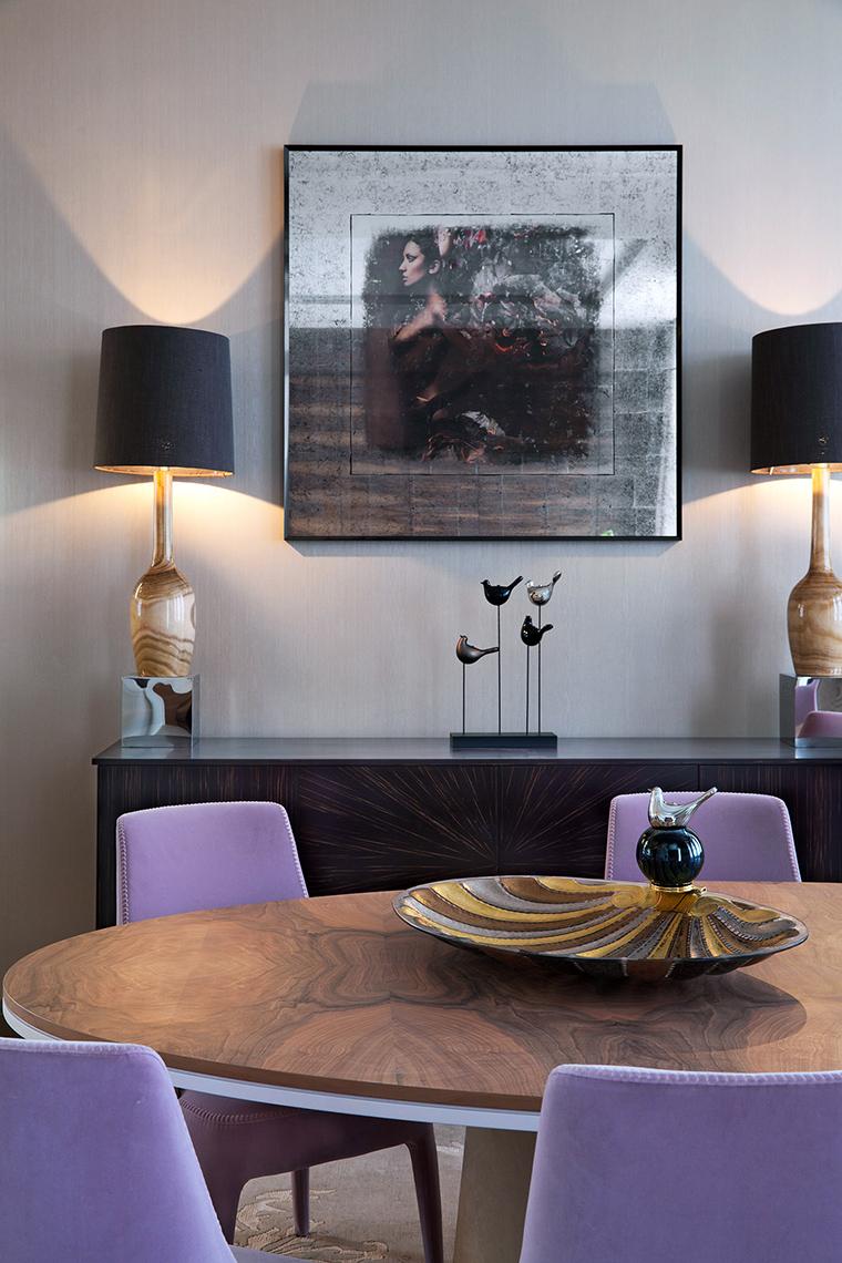 интерьер столовой - фото № 47357