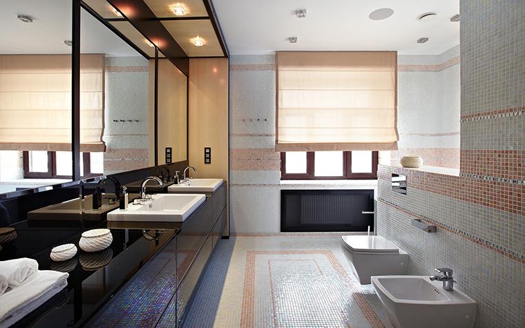 интерьер ванной - фото № 47415