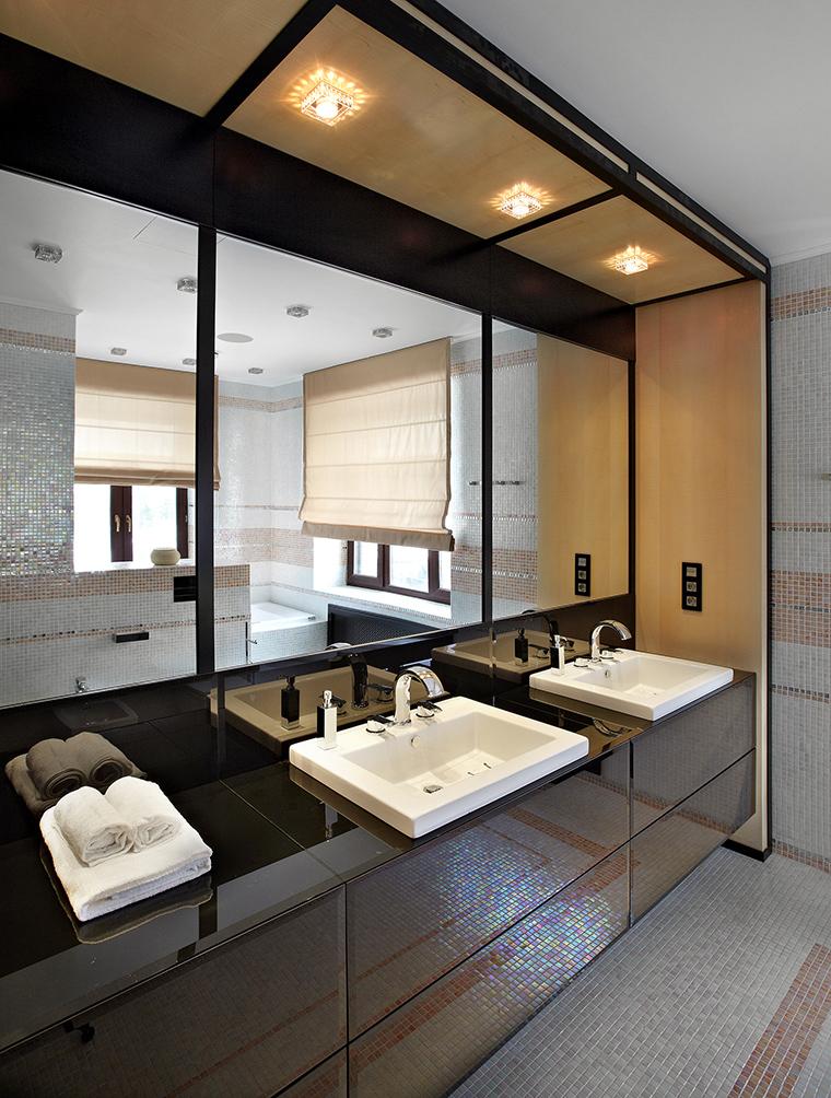интерьер ванной - фото № 47416