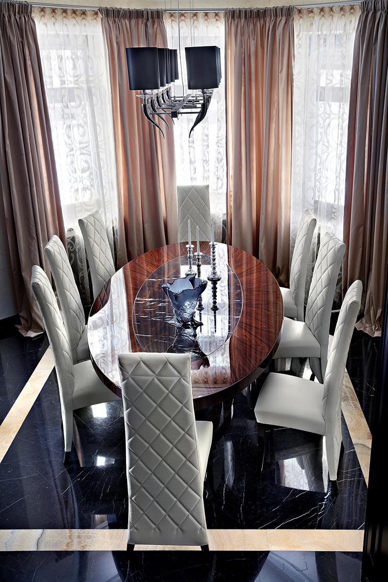 интерьер столовой - фото № 47411