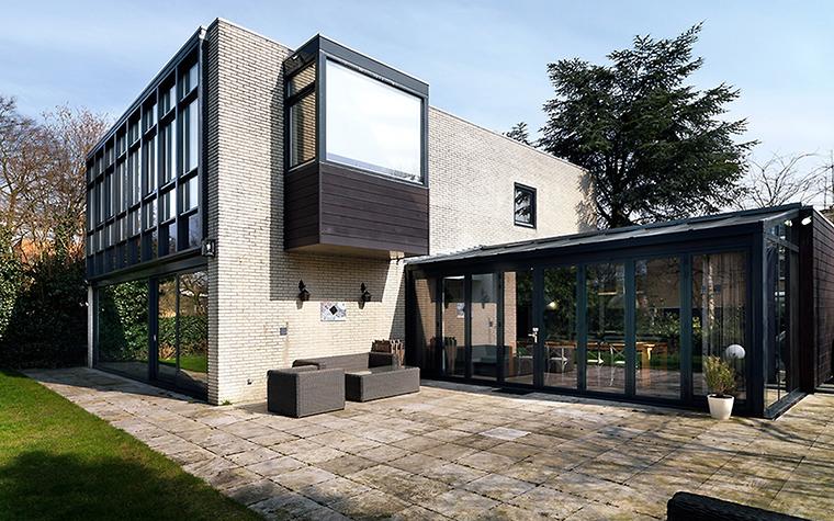 Загородный дом. фасад из проекта , фото №47511