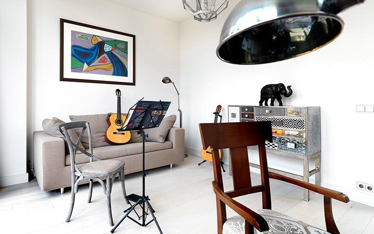 музыкальная комната - фото № 47518