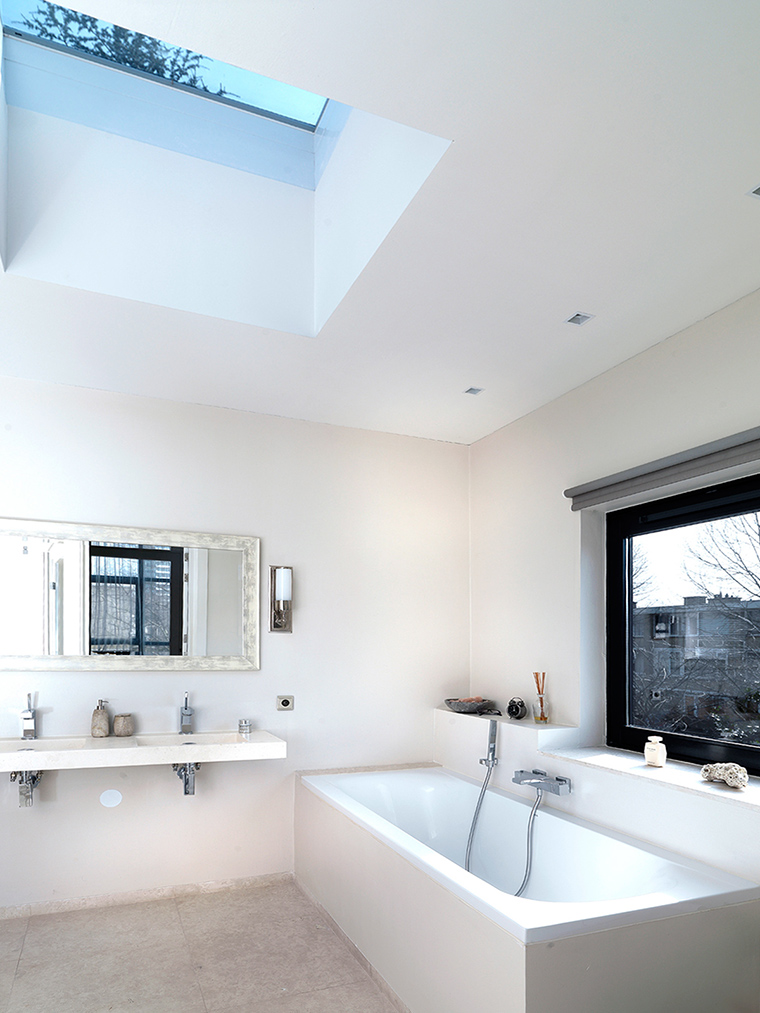 Загородный дом. ванная из проекта , фото №47517