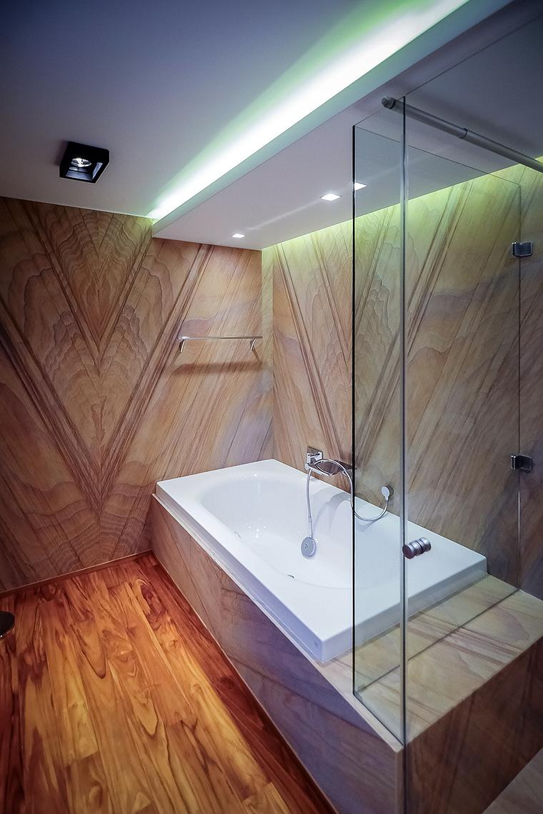 Фото № 47537 ванная  Загородный дом