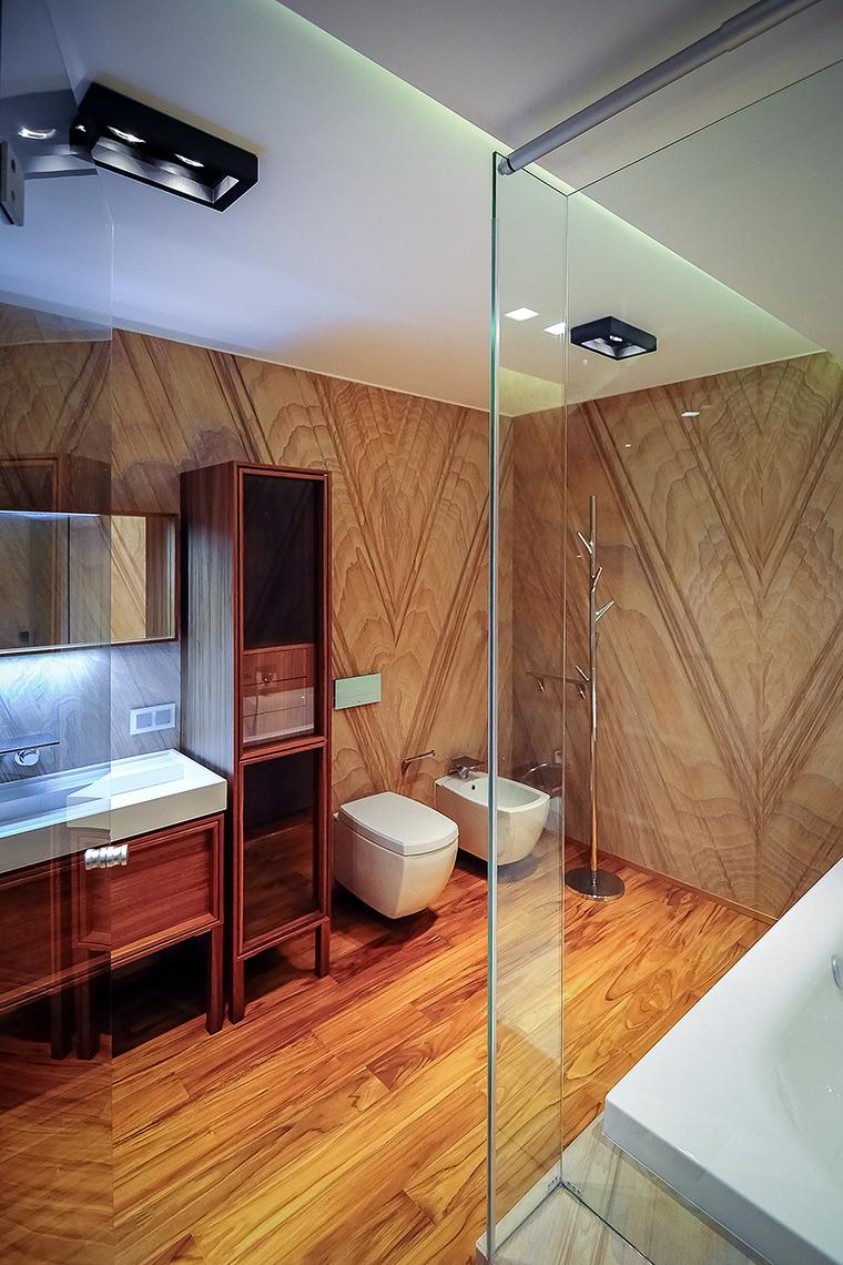 Фото № 47538 ванная  Загородный дом