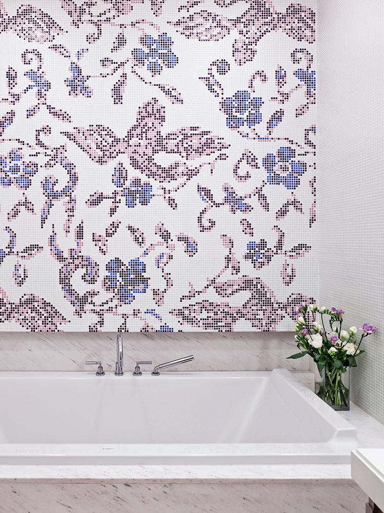 Фото № 47559 ванная  Загородный дом