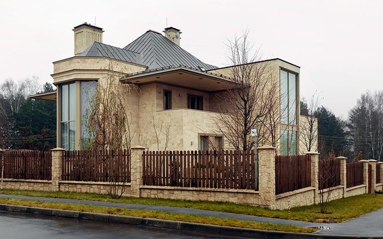 Фото № 47550 фасад  Загородный дом