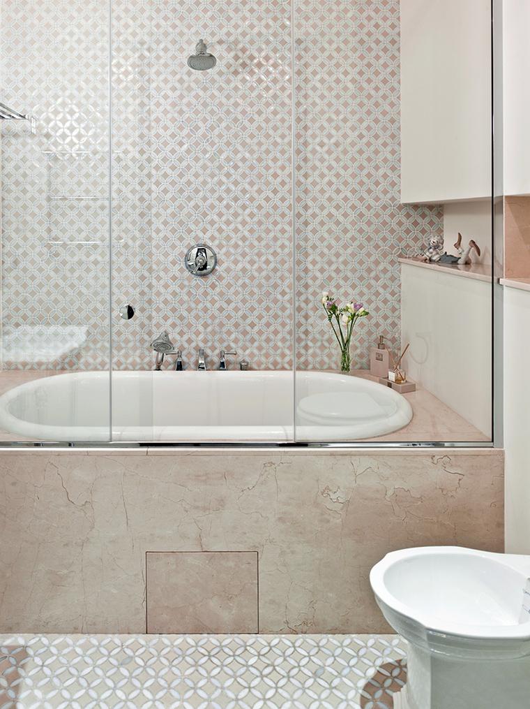 Фото № 47556 ванная  Загородный дом