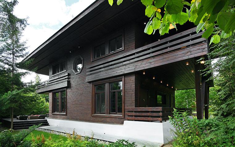 Фото № 47569 фасад  Загородный дом