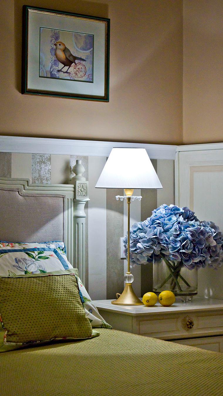 интерьер спальни - фото № 47695