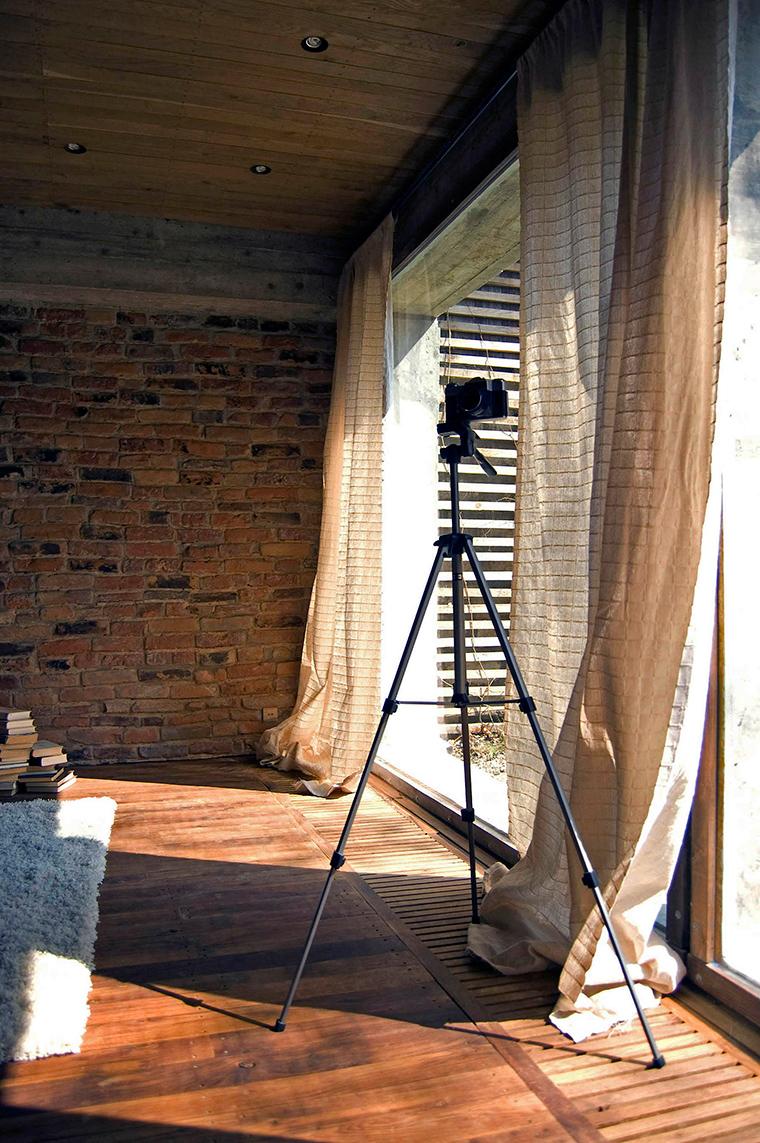 Фото № 48078 гостиная  Загородный дом