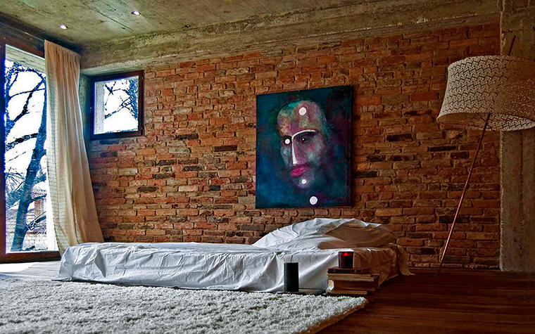 спальня - фото № 48086