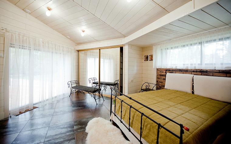 интерьер спальни - фото № 48555
