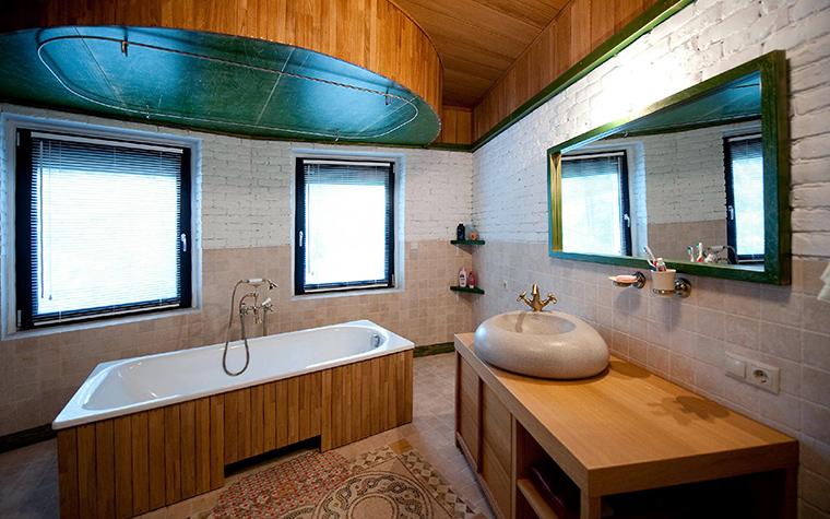 Фото № 48557 ванная  Загородный дом