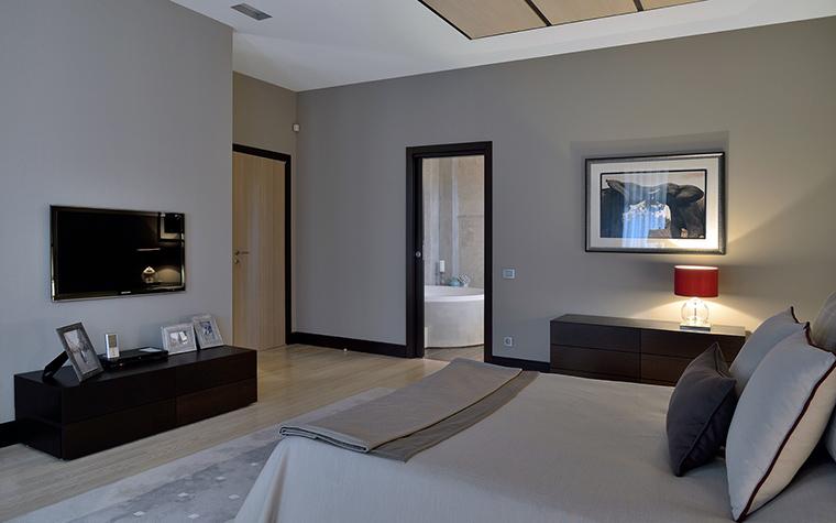 интерьер спальни - фото № 48659