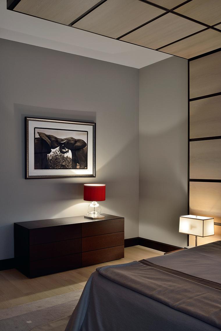 интерьер спальни - фото № 48660