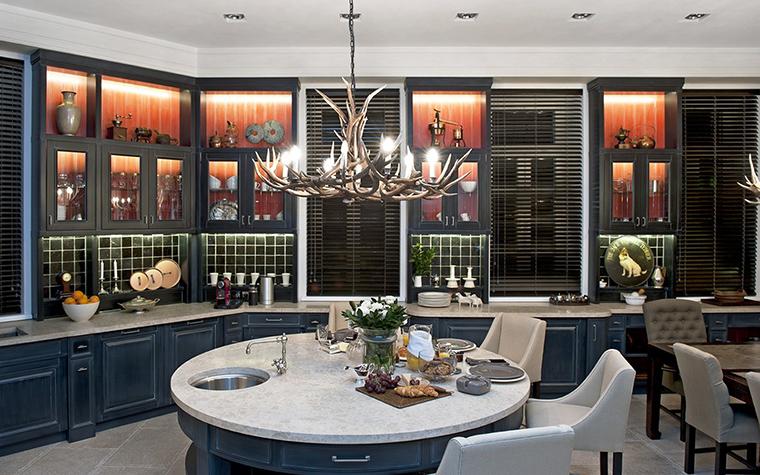 интерьер кухни - фото № 48901