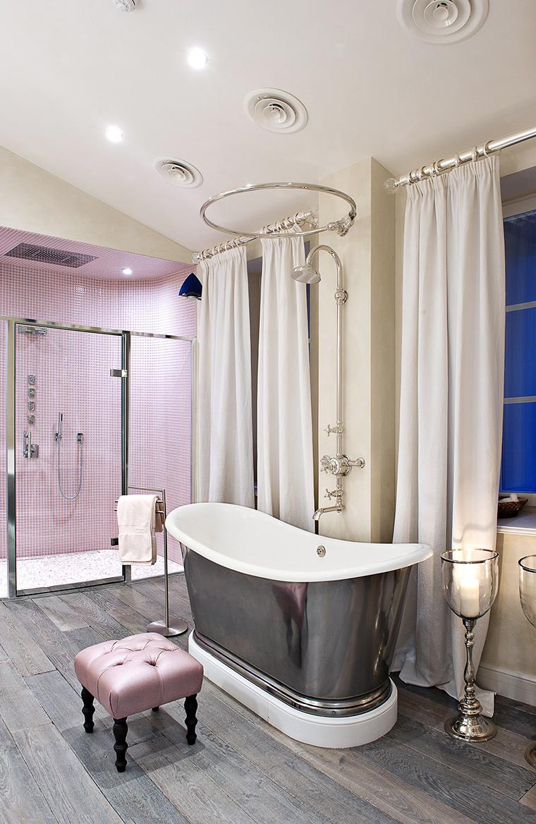 интерьер ванной - фото № 48921