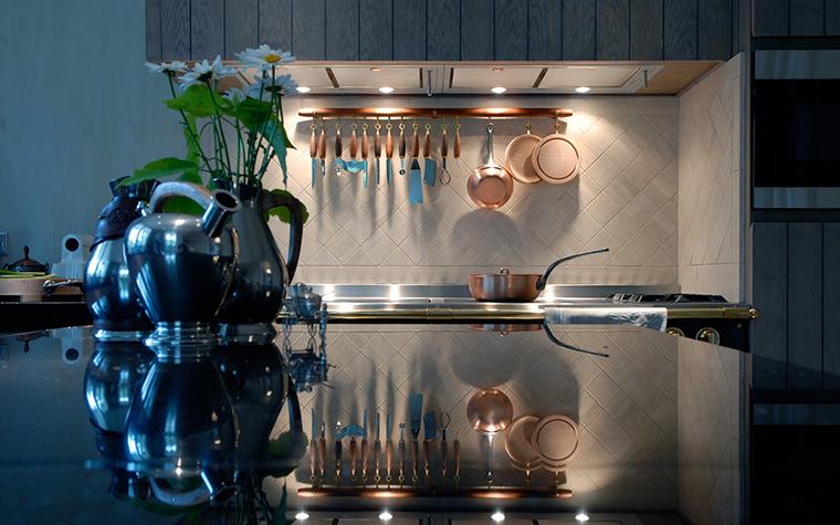 Загородный дом. кухня из проекта , фото №48971