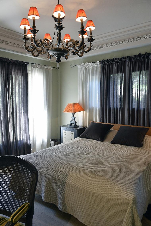 интерьер спальни - фото № 48989