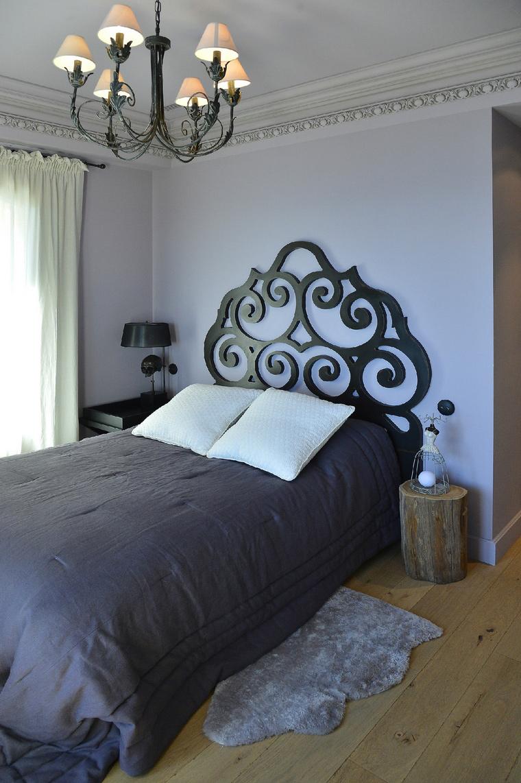 Загородный дом. спальня из проекта , фото №48982