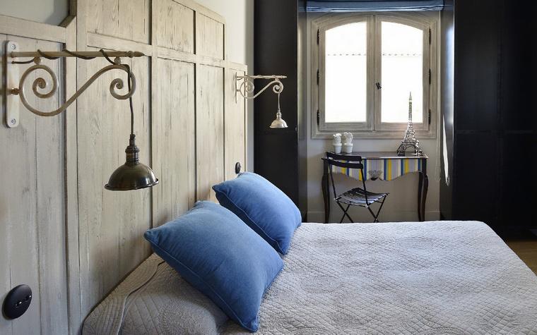 интерьер спальни - фото № 48981