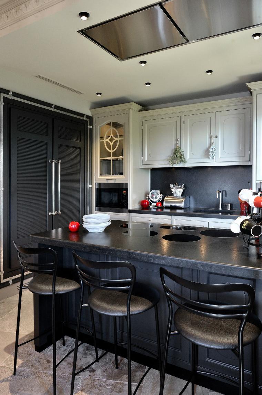 Загородный дом. кухня из проекта , фото №48976