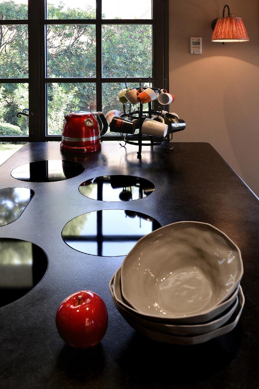 Загородный дом. кухня из проекта , фото №48977