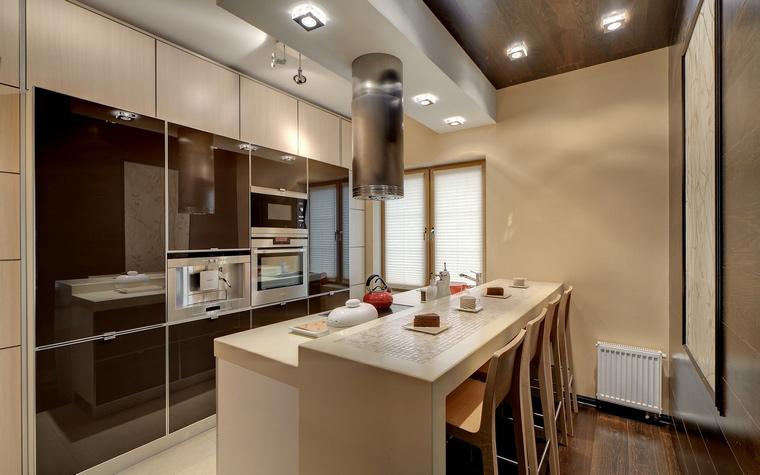 Фото № 49019 кухня  Загородный дом