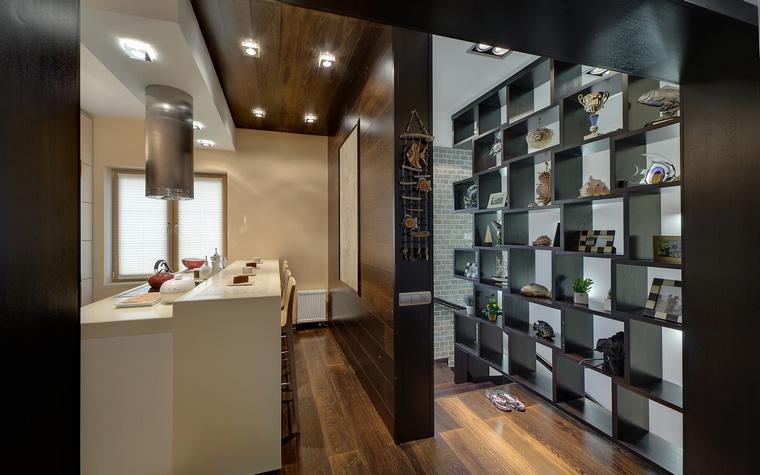 Фото № 49018 кухня  Загородный дом