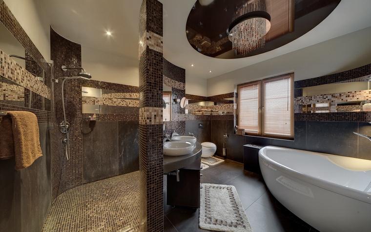 Фото № 49021 ванная  Загородный дом