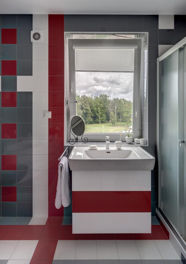 Фото № 49271 ванная  Загородный дом
