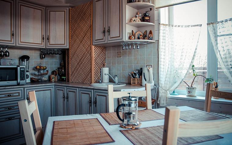 Фото № 49424 кухня  Загородный дом