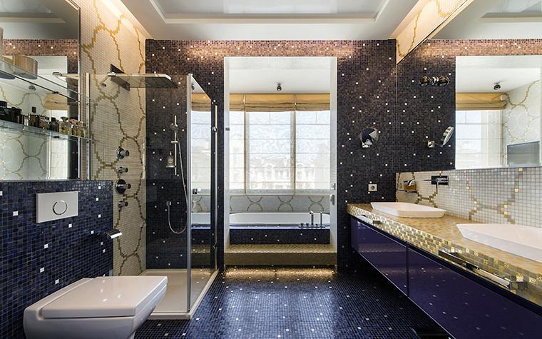 интерьер ванной - фото № 55679