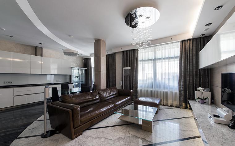 интерьер гостиной - фото № 55681