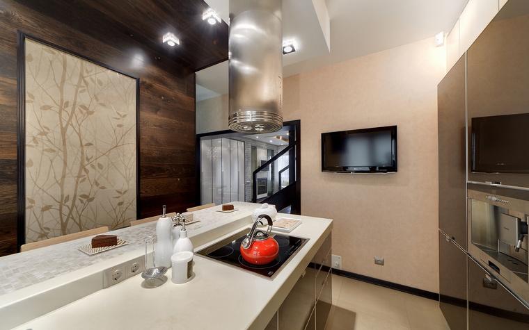 Фото № 50794 кухня  Загородный дом