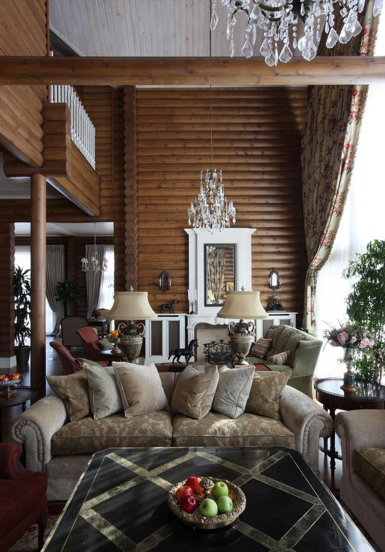 интерьер гостиной - фото № 49867