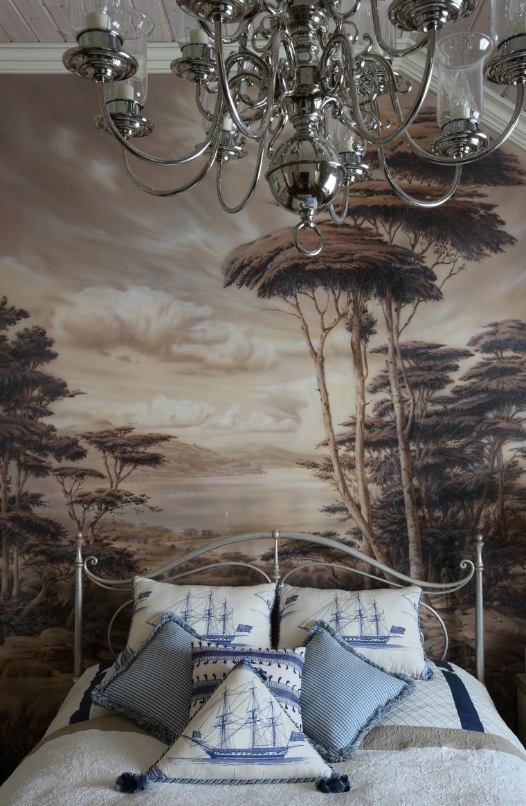 интерьер спальни - фото № 49890