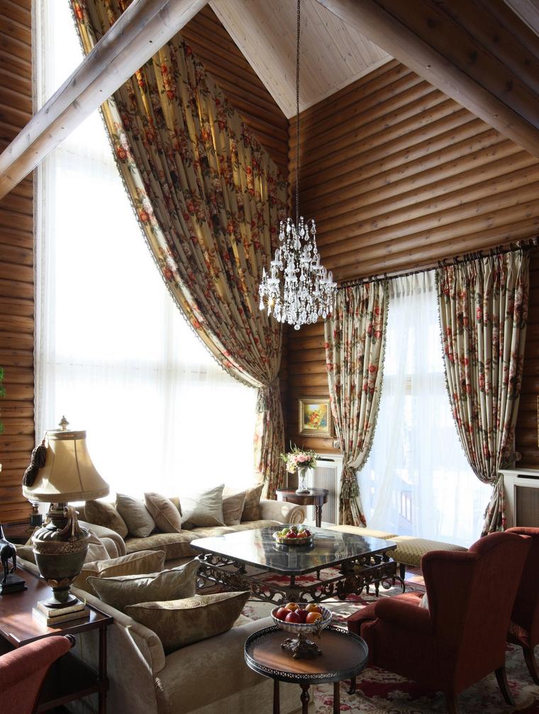 интерьер гостиной - фото № 49871