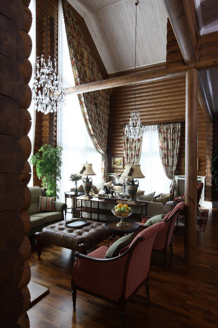 интерьер гостиной - фото № 49863