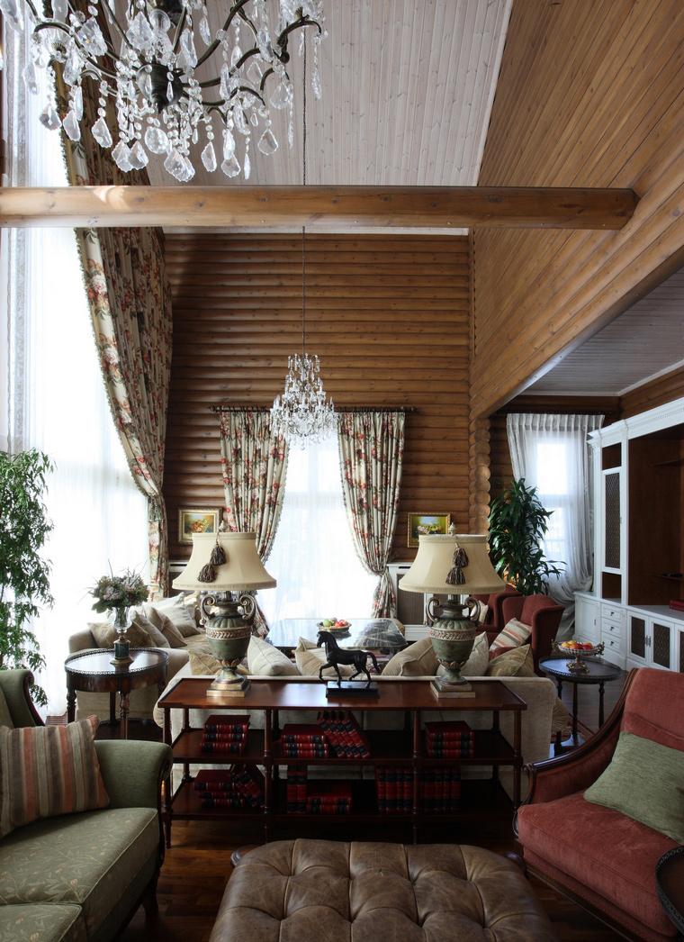 интерьер гостиной - фото № 49864
