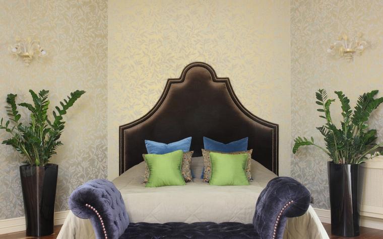 Фото № 49961 спальня  Загородный дом
