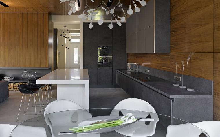 интерьер кухни - фото № 50079