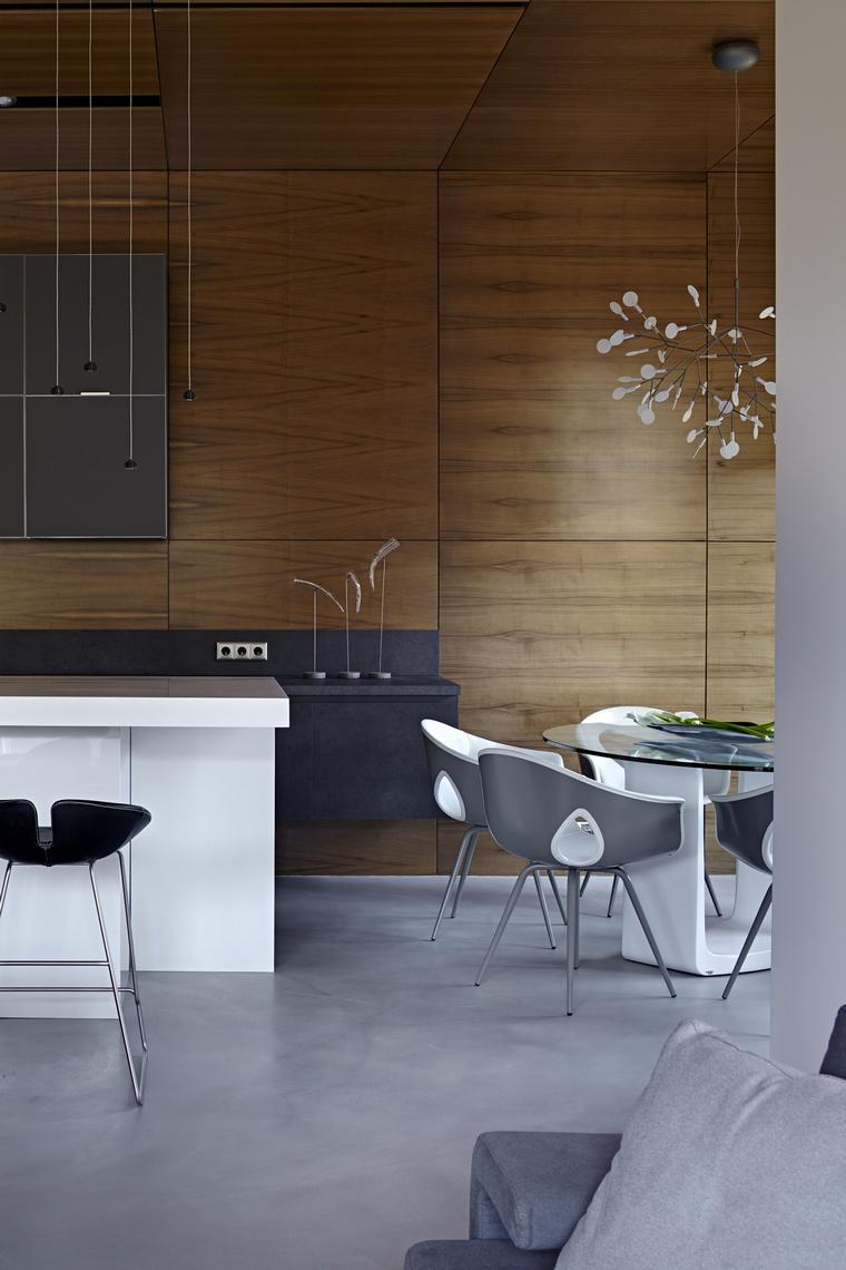 интерьер кухни - фото № 50080