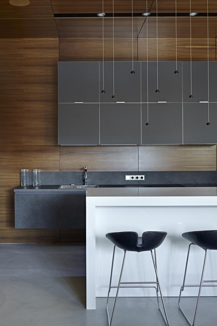 интерьер кухни - фото № 50081