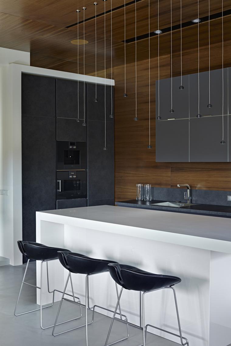 интерьер кухни - фото № 50082