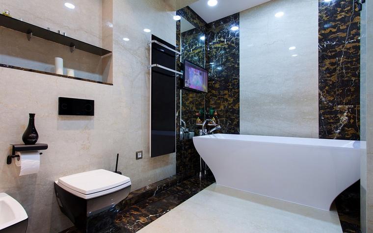 Фото № 50177 ванная  Загородный дом