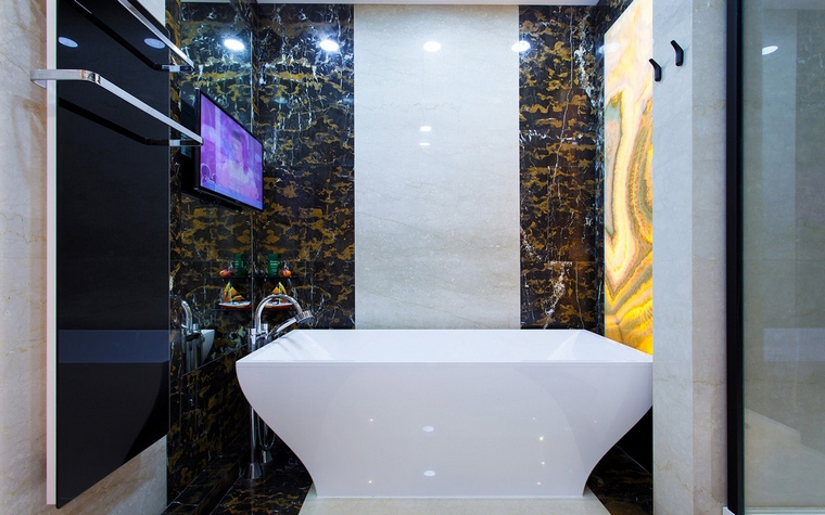Фото № 50178 ванная  Загородный дом