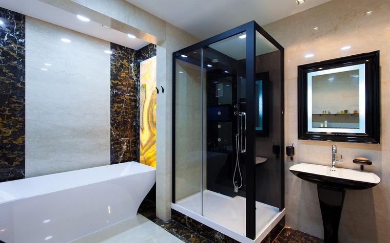 интерьер ванной - фото № 50179